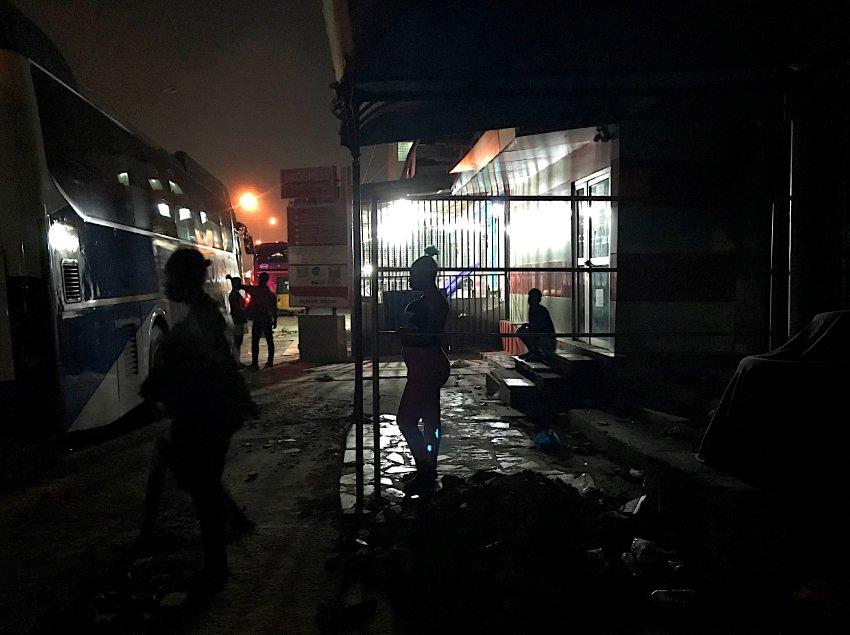 Ghana Kinderprostitution